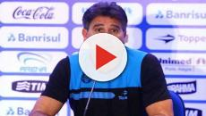 Após derrota técnico do Grêmio classifica atuação como mediana