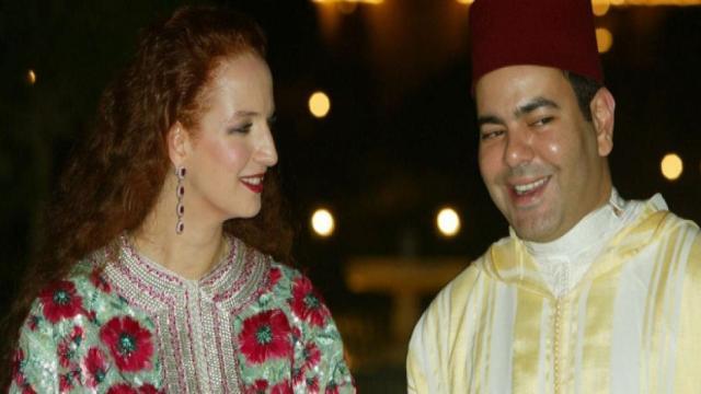 Reaparece Lalla Salma, tras su separación del rey Mohamed VI