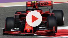 F1, il balletto di Leclerc prima del Gp del Bahrain conquista i tifosi della Ferrari