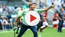 Renato comenta os resultados do Grêmio na Libertadores