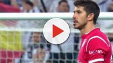 Costoso error de Champagne en el partido entre el Real Oviedo y Las Palmas