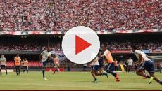 Torcida comparece em peso a último treino do São Paulo antes da semifinal