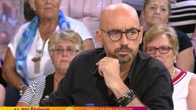Diego Arrabal critica a los colaboradores de Sálvame: 'son personajillos del mundo del corazón'