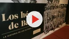 Exposición en el Museo del Ejercito sobre los héroes españoles en Baler (Filipinas)