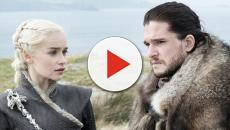 As linhas do tempo de Jon Snow e Daenerys em Game of Thrones