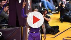 LeBron James logra superar los números de Jordan
