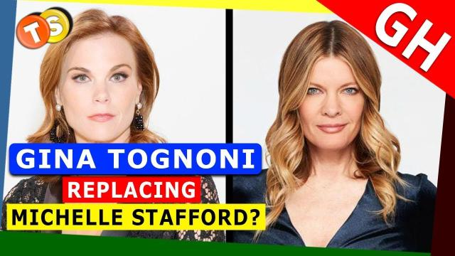 Gina Tognoni could join the cast of General Hospital as Nina