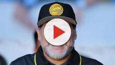 Sancionan a Maradona por manifestarse en contra de Trump y dedicar la victoria a Maduro