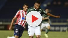 Palmeiras recebe o Junior Barranquilla no Allianz Parque