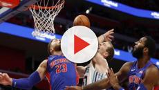 NBA: Detroit y Charlotte en la última noche de la temporada regular se juegan los Playoffs
