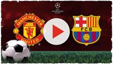 Champions League: Manchester United - Barcellona, mercoledì 10 aprile all'Old Trafford