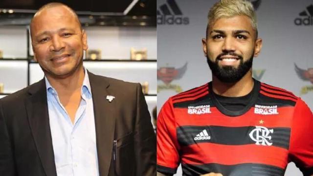 Neymar Pai provoca tumultuo com Gabigol em festa de empresário