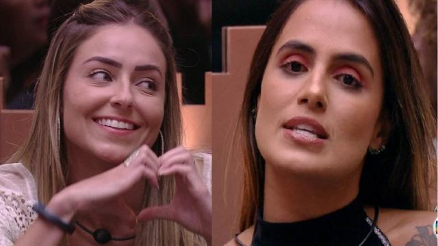 BBB19: enquete do UOL aponta quem sai entre Paula e Carol Peixinho no último Paredão