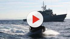 El patrullero Serviola libera un mercante nigeriano capturado por piratas