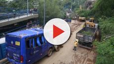 Temporal no Rio de Janeiro deixa 10 mortos