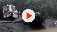 Brazil floods: Deadly torrential rains hit Rio de Janeiro, 10 dead