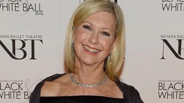 International star Olivia Newton-John's approach to healing from cancer includes cannabis
