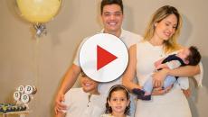 Filhos de Wesley Safadão e Thyane Dantas são internados com pneumonia