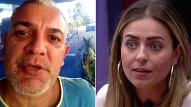 BBB19: Pai de Hariany diz que Paula foi falsa com a filha, após expulsão