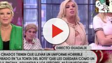 Carmen Borrego abronca a su hermana Terelu: 'olvídame, no quiero hablar contigo'