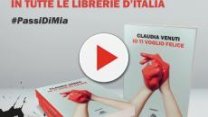 'Io ti voglio felice', il nuovo libro di Claudia Venuti