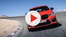 BMW presenta il nuovo Suv X4 M, potenziato sia nel design che nella sostanza
