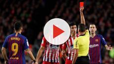 A favor de la sanción de 8 partidos a Diego Costa tras ser expulsado