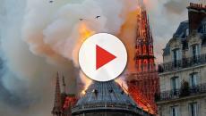 Incendio Notre Dame, Salvini guarda il Grande Fratello: scoppia la polemica
