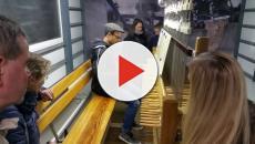 Germania: David Drambyan ha suonato con le campane 'For Whom The Bell Tolls'