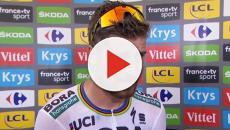 Roubaix, Patxi Vila amareggiato per Sagan: 'Peter era il più forte nella fuga'