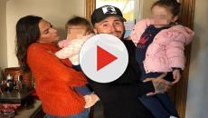 Se viraliza en Instagram el reencuentro de Kiko Rivera con sus hijas