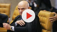 Alexandre Moraes determinou bloqueio das redes sociais e WhatsApp de críticos do STF