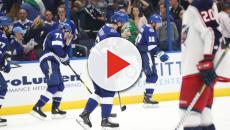 Tampa Bay Lightning loses 7-3 and eliminated from Stanley Cup Playoffs
