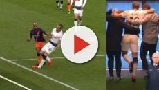 El Tottenham sin Hayy Kane logra que el City quiera olvidar sus fantamas