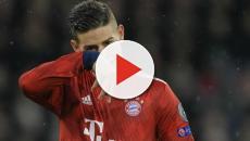 FC Bayern: James Rodriguez offenbar vor Wechsel zu Arsenal London