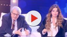 Live - Non è la D'Urso, Sgarbi: 'Ho visto Vladimir Luxuria che batteva sulla strada'