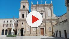Emersa un'antica cappella durante i lavori di restauro della cattedrale di Brindisi