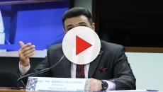 Deputado Marco Feliciano protocola pedido de impeachment contra o vice-presidente Mourão
