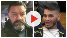GF 16, Franco Terlizzi difende il figlio attaccando Cristian Imparato