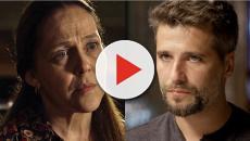 'O Sétimo Guardião': Judith aplica injeção em Gabriel e à força o coloca para dormir