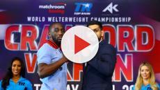 Boxe: Crawfor vs Khan, sabato notte il mondiale WBO dei pesi welter
