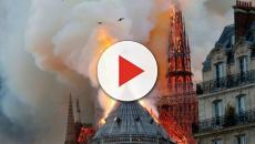 Notre Dame, l'incendio potrebbe essere stato causato da un corto circuito