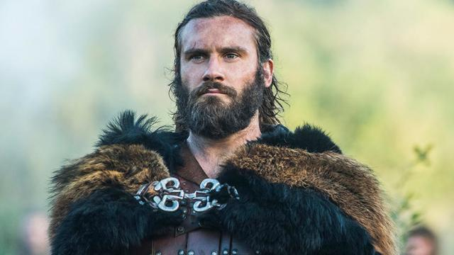 A historia real do personagem Rollo, da série Vikings