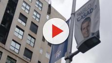 Las calles se llenan de carteles ante las elecciones generales