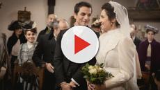 Una Vita, spoiler dal 21 al 27 aprile: il matrimonio segreto di Celia e Felipe