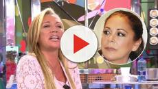 A Belén Esteban le indigna el trato preferente a Isabel Pantoja y arremete contra ella