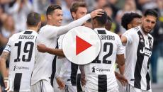 Juventus fatura seu oitavo título do Campeonato Italiano