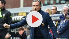 Genoa-Torino, Prandelli: 'Ho avuto solo 4 mesi, lotteremo fino alla fine'