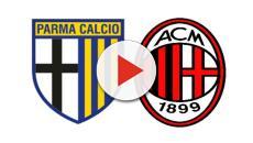 Parma-Milan: il match odierno sarà visibile sui canali SkySport e in streaming su SkyGo