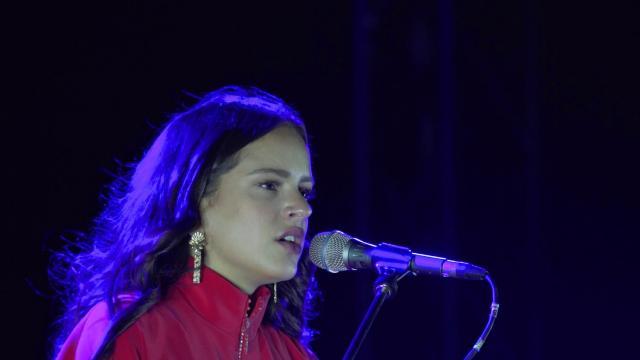 Rosalía actuará en la Somerset House de Londres este verano